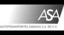 logo de Autotransportes Sabinas