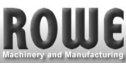 logo de Rowe Machinery And Manufacturing