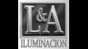 logo de L&A Iluminacion