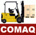 logo de Comercializadora De Maquinaria Para Manejo De Carga