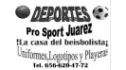 logo de Deportes Pro Sport Juarez