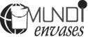 Logotipo de Mundienvases de Plastico