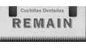 logo de Cuchillas Dentadas Remain