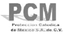 logo de Proteccion Catodica de Mexico