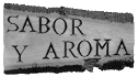 logo de Sabor y Aroma