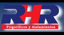 logo de RHR Frigorificos y Aislamientos
