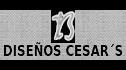 logo de Disenos Cesar's