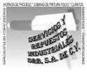 logo de Servicios y Repuestos Industriales SRB