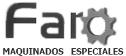 logo de FARO Maquinados Especiales