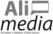 logo de Alimedia Pantallas y Medios Publicitarios